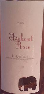 Eléphant Rose Luberon Rosé