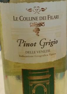 Le Colline dei Filari Pinot Grigio