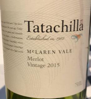 Tatachilla Merlot