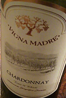 Vigna Madre Chardonnay