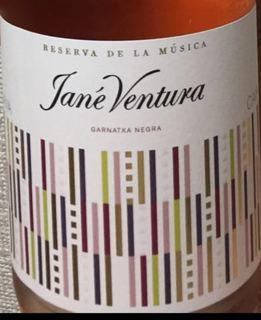Jané Ventura Reserva de la Música Rosé