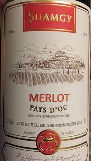 Suamgy Pays d'Oc Merlot