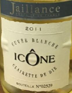Jaillance Clairette de Die Icône Cuvée Blanche