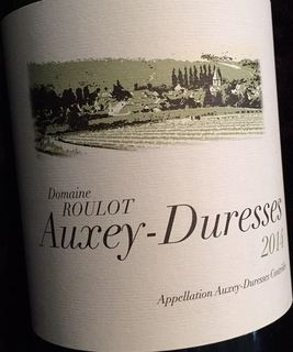 Dom. Roulot Auxey Duresses Blanc