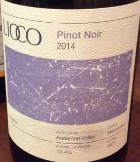 Lioco La Selva Pinot Noir Anderson Valley