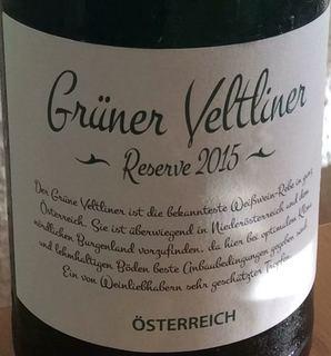Peter Mertes Grüner Veltliner Reserve