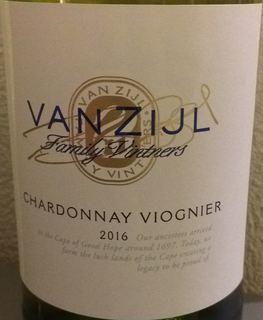 Vanzijl Chardonnay Viognier