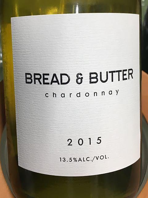 Bread & Butter Chardonnay(ブレッド・アンド・バター シャルドネ)