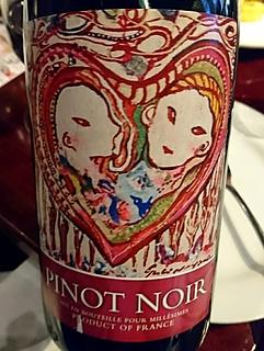 富士山ワイナリー Pinot Noir