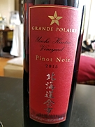 Grande Polaire 北海道余市ピノ・ノワール Hirotsu Vineyard(2015)