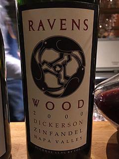 Ravenswood Dickerson Vineyard Zinfandel(レーヴェンスウッド ディッカーソン・ヴィンヤード ジンファンデル)
