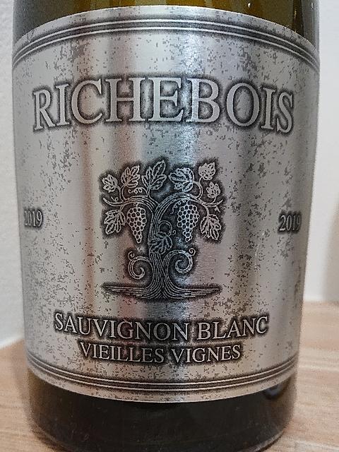 Richebois Sauvignon Blanc Vieilles Vignes(リシュボア ソーヴィニヨン・ブラン ヴィエイユ・ヴィーニュ)