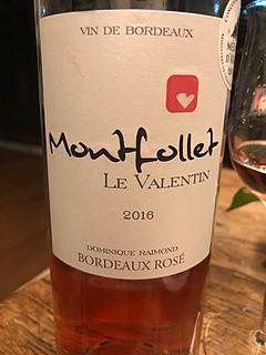 Ch. Montfollet Le Valentin Rosé