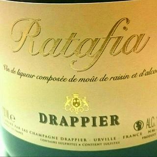 Drappier Ratafia de Champagne
