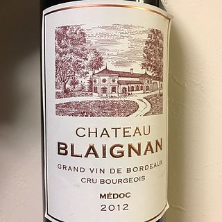Ch. Blaignan(シャトー・ブレイニャン)