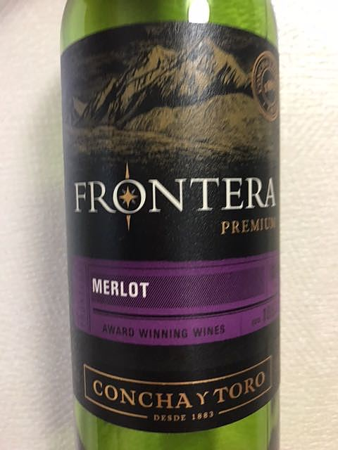 Frontera Premium Merlot