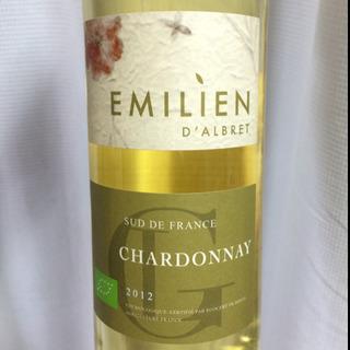 Emilien d'Albret Chardonnay