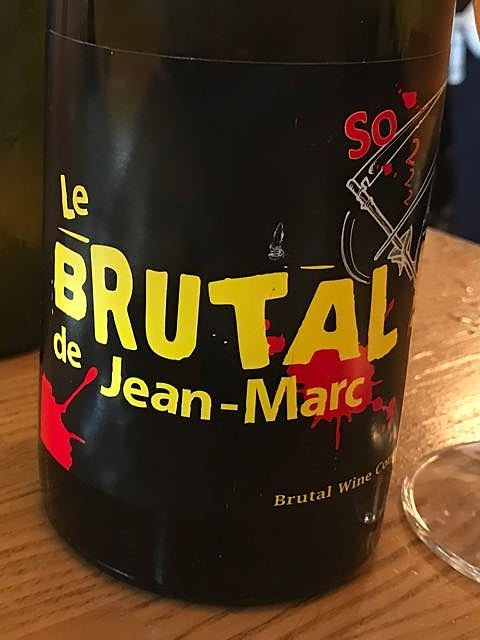 Le Brutal de Jean Marc(ル・ブリュタル・ド・ジャン・マルク)