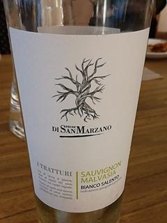 Feudi di San Marzano I Tratturi Sauvignon Malvasia Bianco Salento