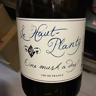 Le Haut Planty One Musk a Day(ル・オー・プランティ ワン・ミュスク・ア・デイ)