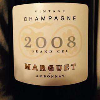 Champagne Marguet Ambonnay Grand Cru