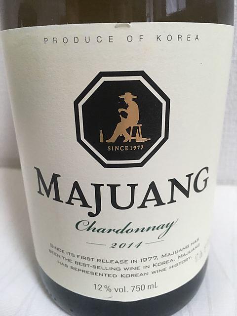 Majuang Chardonnay(マジュアン シャルドネ)