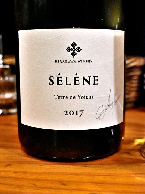 Hirakawa Winery Séléne Terre de Yoichi
