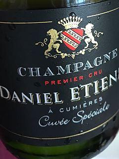 Daniel Etienne Cuvée Spéciale 1er Cru(ダニエル・エティエンヌ キュヴェ・スペシャル プルミエ・クリュ)