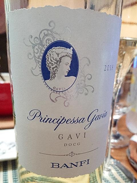 Banfi Principessa Gavia Gavi