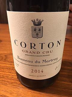 Bonneau du Martray Corton Grand Cru
