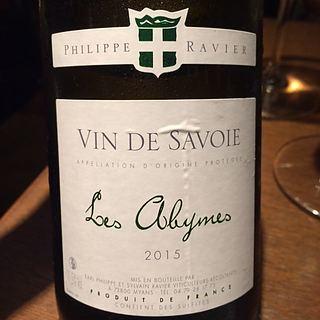 Philippe Ravier Vin de Savoie Les Abymes(フィリップ・ラヴィエ ヴァン・ド・サヴォワ レ・アビーム)