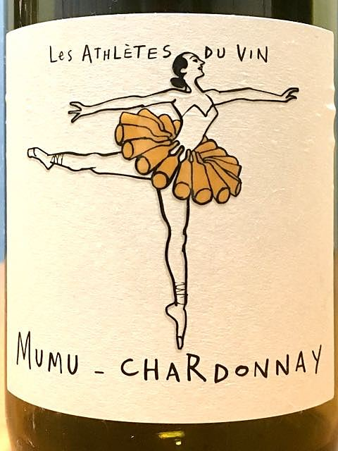 Les Athlètes du Vin Mumu Chardonnay