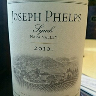 Joseph Phelps Syrah
