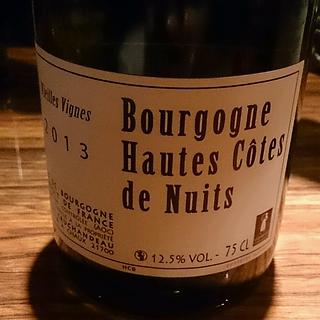 Dom. Julien Cruchandeau Bourgogne Hautes Côtes de Nuits Vieilles Vignes Blanc