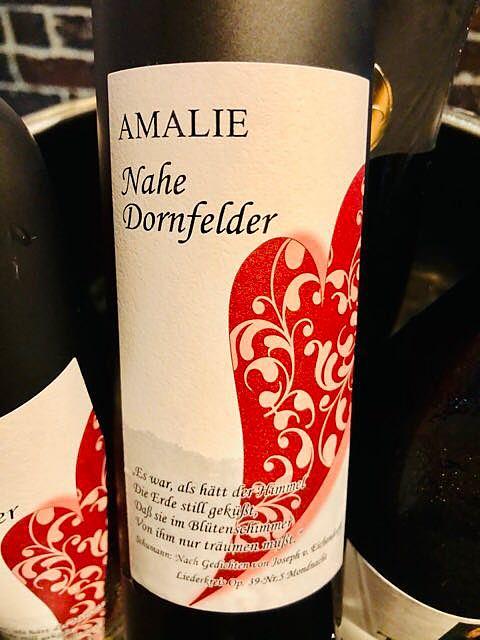 Amalie Nahe Dornfelder Q.b.A.