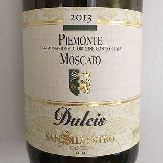 San Silvestro Piemonte Moscato Dulcis