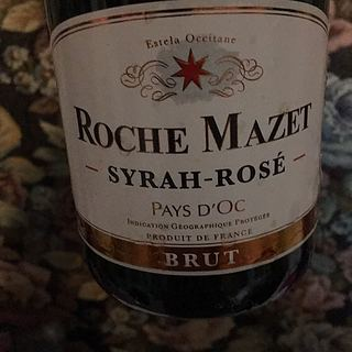 Roche Mazet Syrah Rose Brut