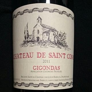 Ch. de Saint Cosme Gigondas Rouge