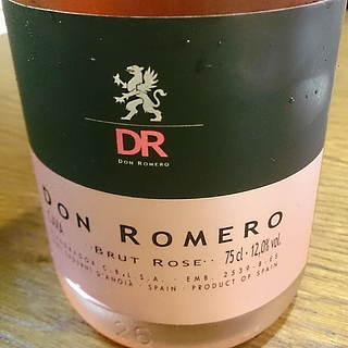 Don Romero Cava Brut Rose