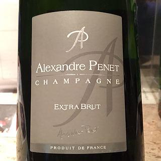 Alexandre Penet Extra Brut(アレクサンドル・プネ エクストラ・ブリュット)
