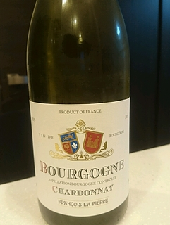François La Pierre Bourgogne Chardonnay(フランソワ・ラ・ピエール ブルゴーニュ シャルドネ)