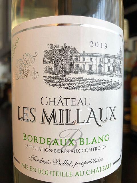 Ch. Les Millaux Bordeaux Blanc(シャトー レ・ミヨー ボルドー ブラン)