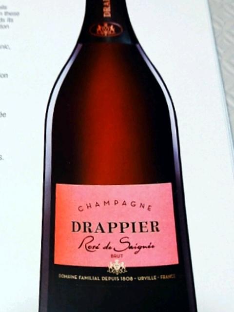 Drappier Rosé de Saignée Brut