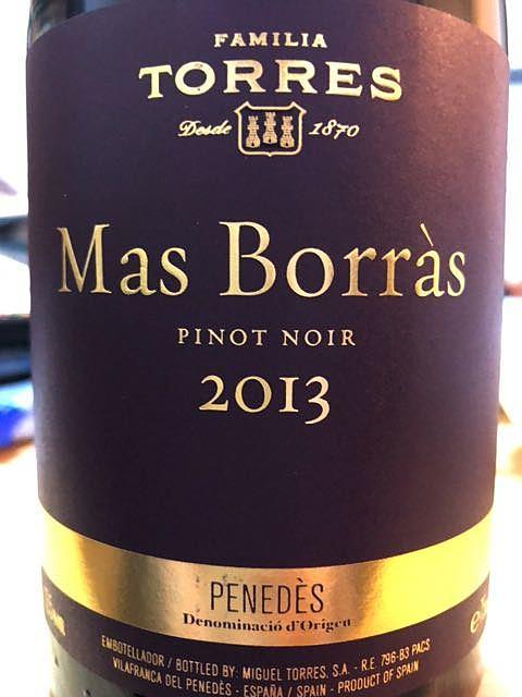 Torres Mas Borràs(トーレス マス ボラス)