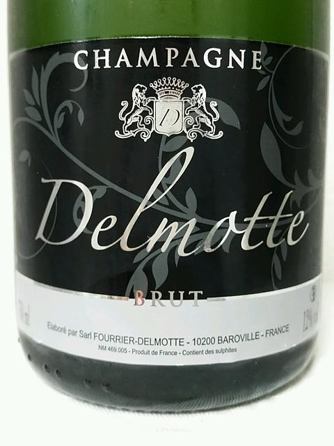 Delmotte Brut Cuvée Clémence(デルモット ブリュット キュヴェ・クレメンス)