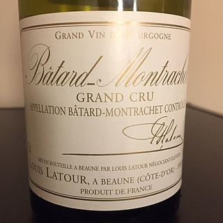 Louis Latour Bâtard Montrachet Grand Cru