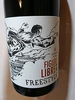 Gayda Figure Libre Freestyle Rouge 2014