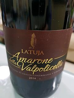 Latuja Amarone della Valpolicella