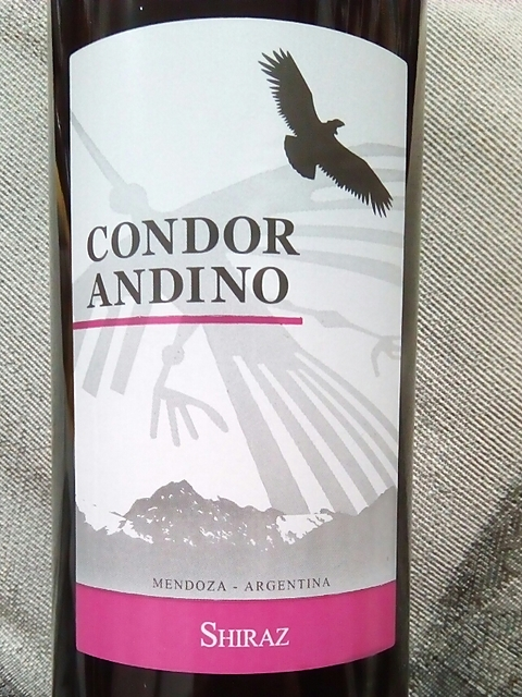 Condor Andino Shiraz