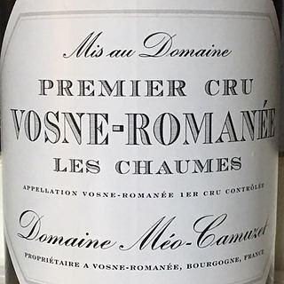 Dom. Méo Camuzet Vosne Romanée 1er Cru Les Chaumes(ドメーヌ・メオ・カミュゼ ヴォーヌ・ロマネ プルミエ・クリュ レ・ショーム)